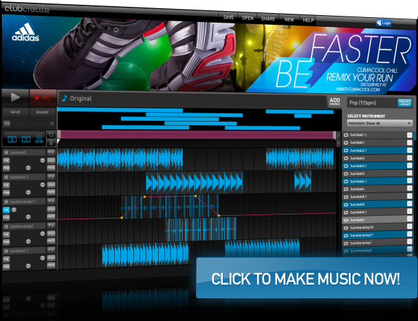 Club Dance Music - Make your own mixes