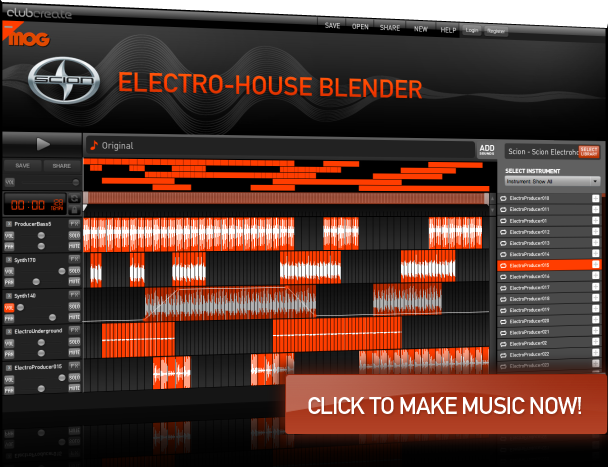 create your own electro house music design your own home